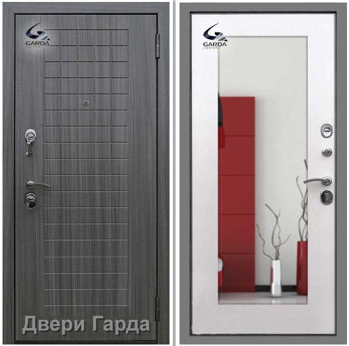 Дверь Гарда S7 с Зеркалом