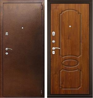 Двери Гарда S1 Медь антик