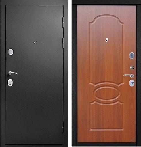 """дверь Гарда S2 цвет """"Орех"""""""
