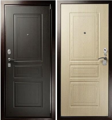 Дверь Гранит ULTRA М3 Люкс