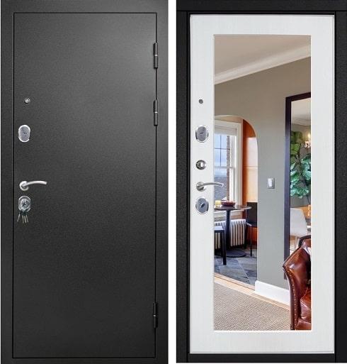 Дверь Гарда S1 с Зеркалом