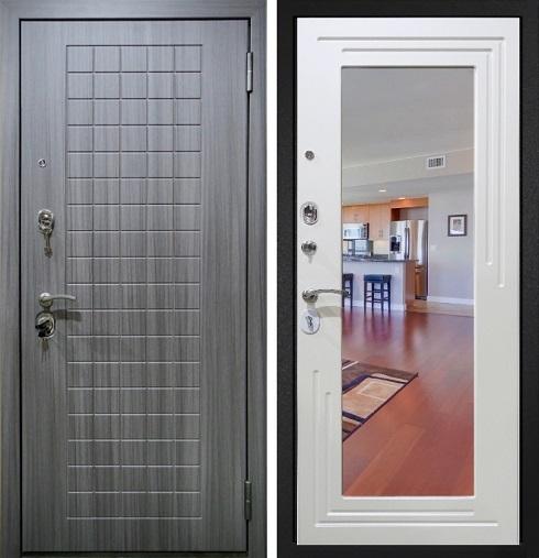 Дверь Гарда S7 с Зеркалом внутри