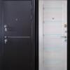 Дверь Гарда S8 с панелями стекло