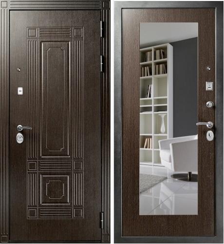 Дверь Форте Люкс Зеркало
