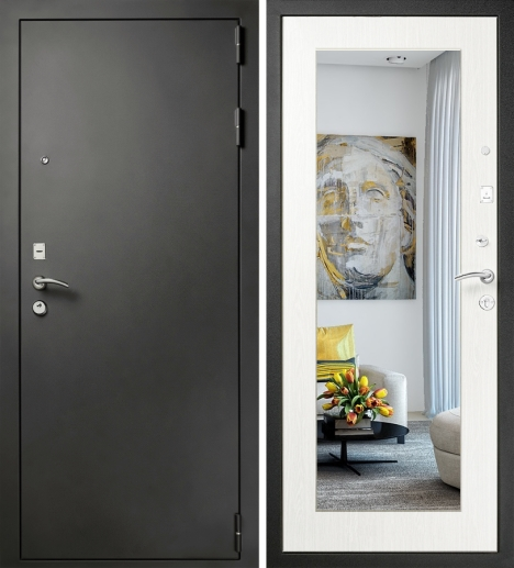дверь кондор элит беленый клён