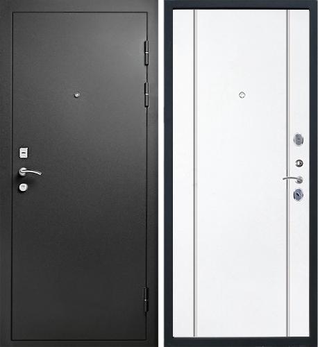 Входная металлическая дверь Базис 4