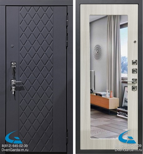 дверь Гарда S18 Зеркало